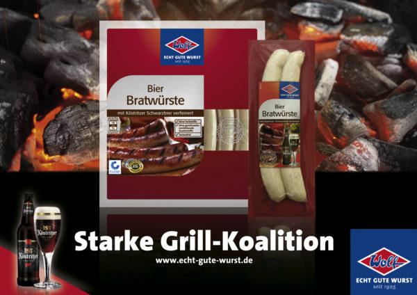 Wolf Starke Grill-Koalition